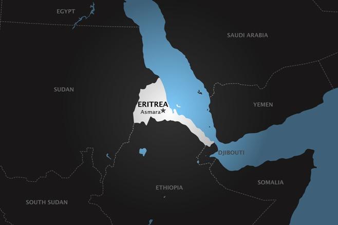 eritrea_map