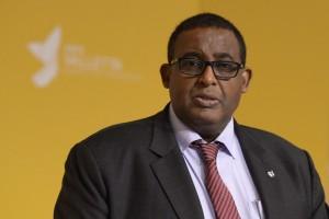 Omar Abdirashid Ali Sharmarke